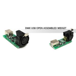 DMX USB OPEN ASSEMBLED WIDGET - Interlite