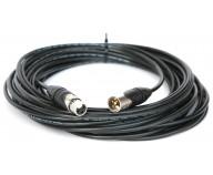 DMX kabel 3-polig TOUR-PLEX 0,5m
