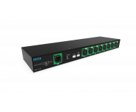 RDS8 RDM DMX 8 PORT ISOLATED SPLITTER