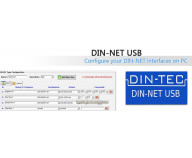 DIN-NET USB INTERFACE