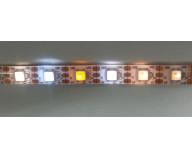 WWA (CTA AMBER) PIXEL TAPE 60 LEDS/METER 5V - 5M Reel