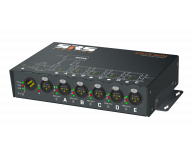 DST5-RDM-3 DMX-splitter 5-vägs DMX 3-pin