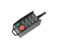 CMC-8. 8-Vägs Handkontroll. Inkl. 10m kabel.