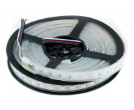 Ribbon Flex 5050 LED. RGB+CW. 24V. IP65