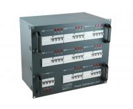 PDU 63816GFI In CEE63/5 Ut 8xCEE16/5