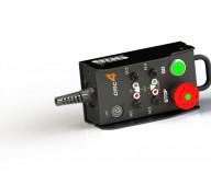 CMC 4 - 4-Vägs Handkontroll. Inkl. 10m kabel.