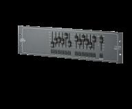 DAC12-W Ljusbord 12ch Endast WAGO