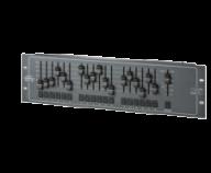 DAC18-8 Ljusbord 18ch 3+5-pin DMX