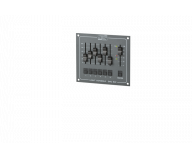 DAC6-W Atyp Ljusbord 6ch Endast WAGO