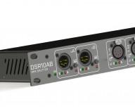 "DSR10AB-3 DMX-splitter 10-vägs 3-pin 19"" A/B"
