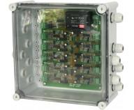 DSR10IP DMX-splitter 10-vägs Terminal IP65