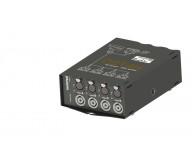 DST4H-5 DMX/Powercon Hybridsplitter 4-vägs 5-pin