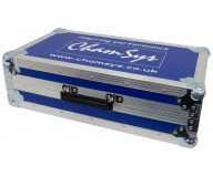 Flight Case for MagicQ Extra Wing Compact / PC Wing Compact Blue.
