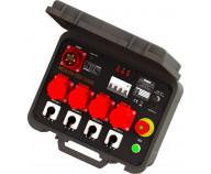 MCP4-DV-CEE Motor Kontroller Väska Med Link 4xCEE16A