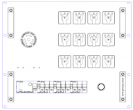 MCBC12 DV Motorkontroller CEE.3SX19 9U