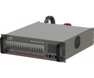 """NDP1210-5 Dimmer 12x10A GFI LAN 2xDMX 5-pin 19"""""""