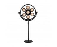 P1 Retro Lamp Gold Reflector