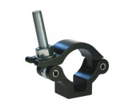 Lightweight Slimline Clamp, SVART [Doughty]