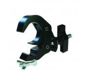 T58306 Quick Trigger Slimeline Hook Clamp med Bult Svart