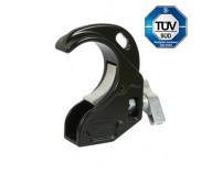 T58400 Twenty Clamp Black SWL 20kg