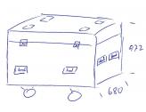 Case 6x ORB 300 [Amptown] Black